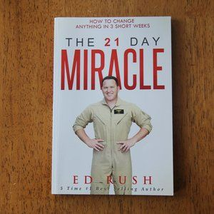BOOK: The 21-Day Miracle by Ed Rush